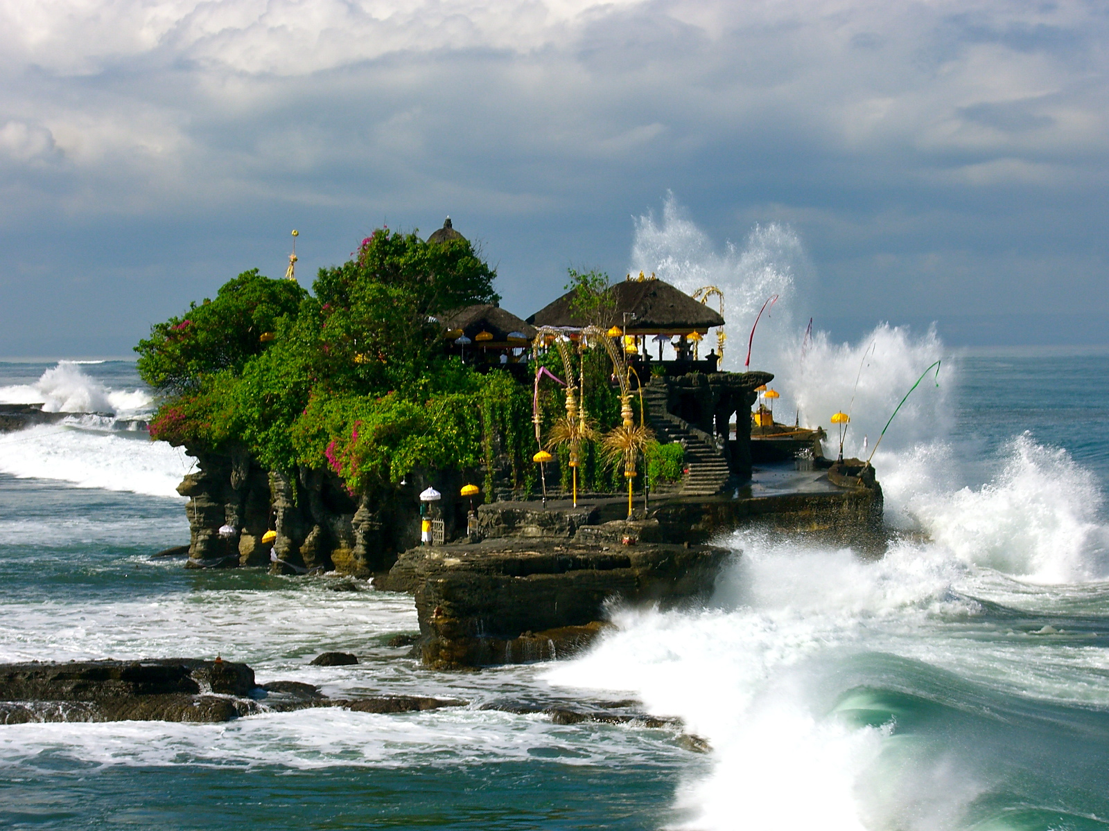 Pura Tanah Lot, Bali