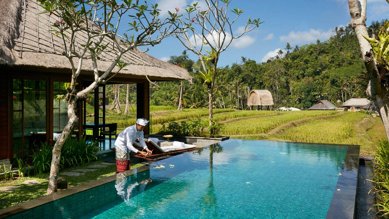 Mandapa from hotels around the world