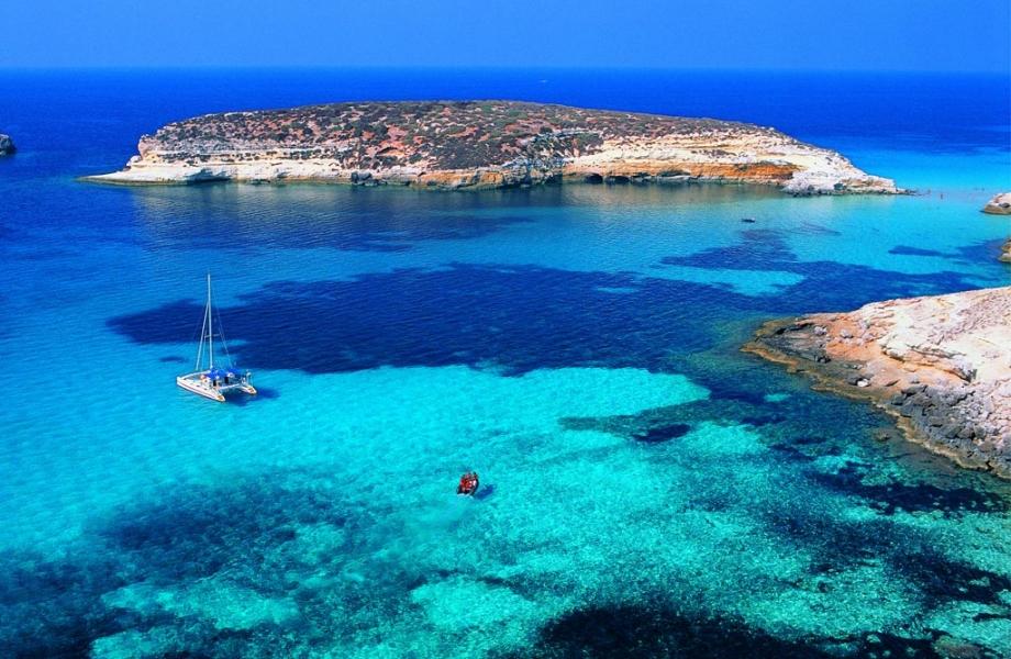 Lampedusa-Italy