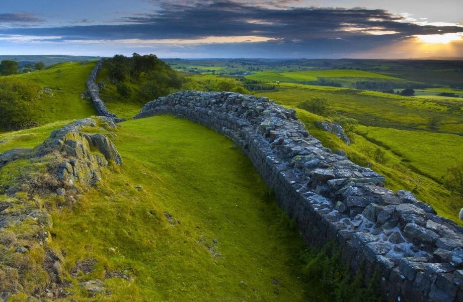 Image Credit : Hadrian's Wall