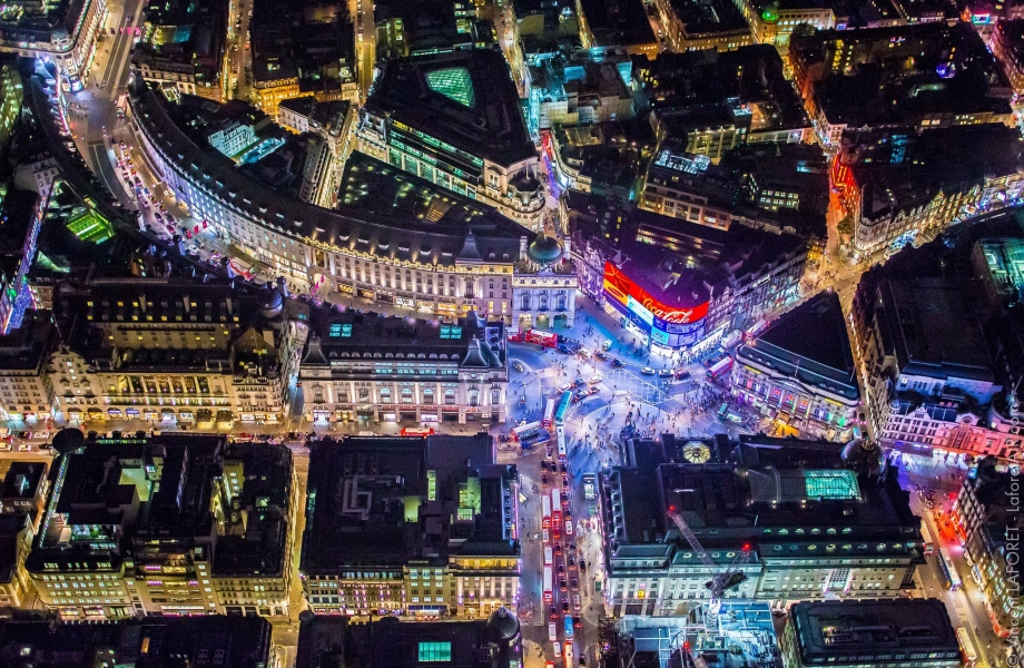 Image Credit : Piccadilly Circus