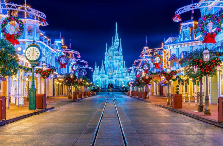 Disneyland at USA