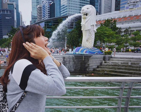 Instagram this - best selfie spots in Singapore
