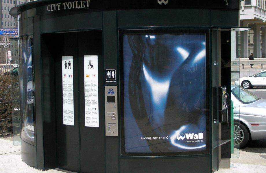 A public toilet - representative image