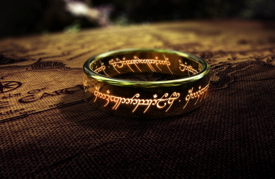 The One Ring created by Jens Hansen