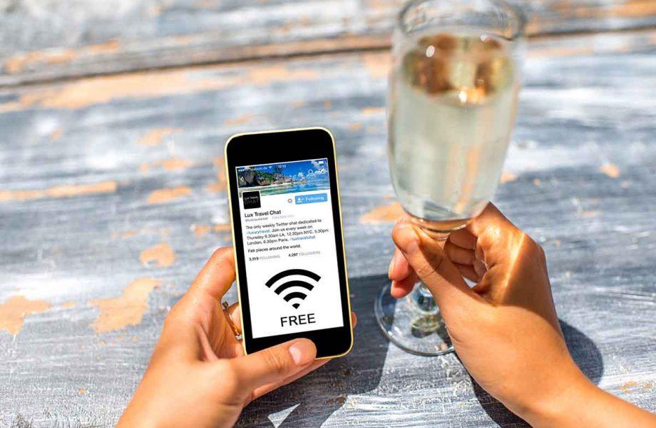 Free wifi - representative image
