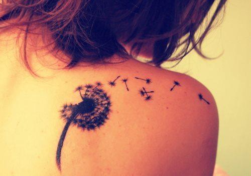 Dreamcatcher inspired tattoo