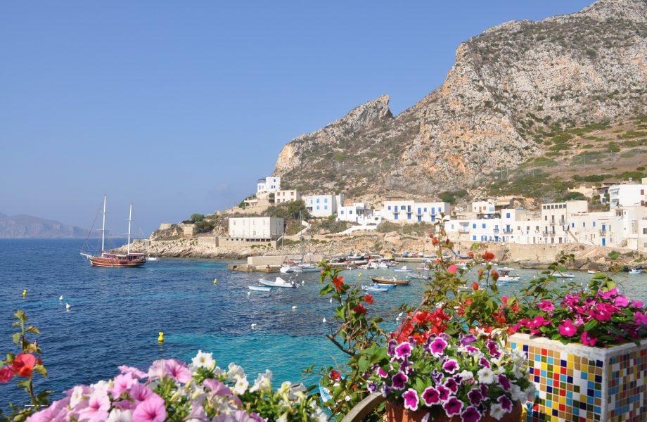 Egadi Islands, Italy