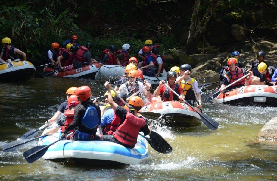 Tubing in Malaysia