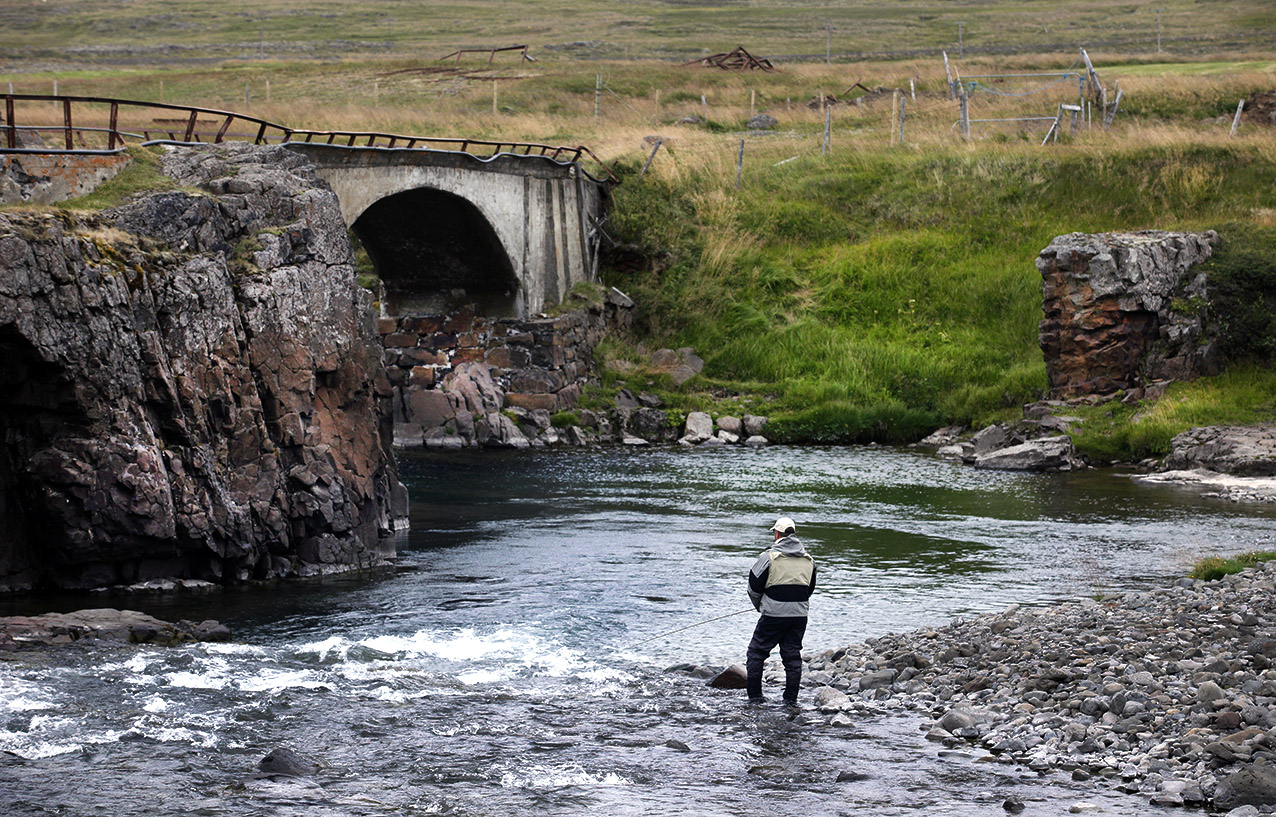 Valley of Elliðár