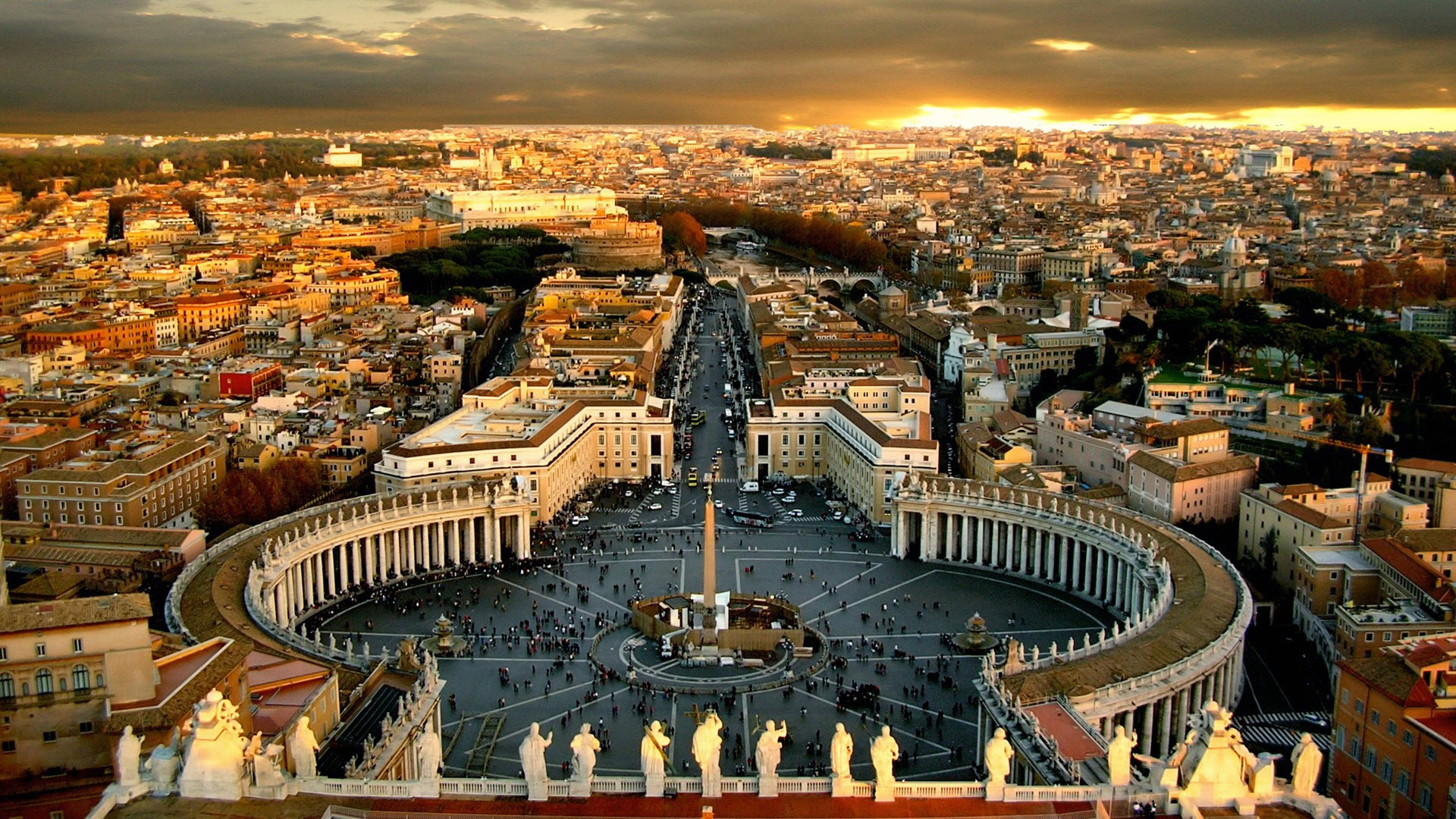 Vatican City overview