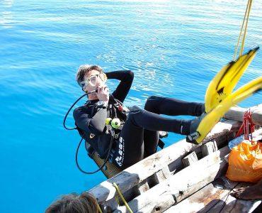 Diving in krabi