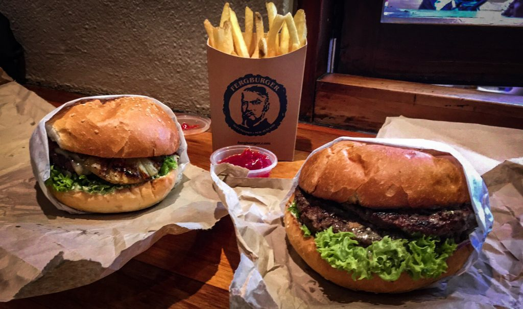 things to do in Queenstown, Queenstown, New Zealand, Fergburger, New Zealand food