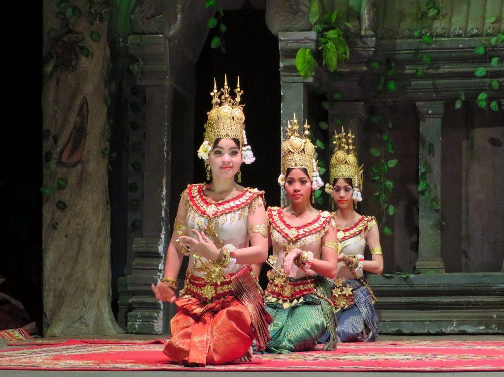 Apsara Dance, Cambodia