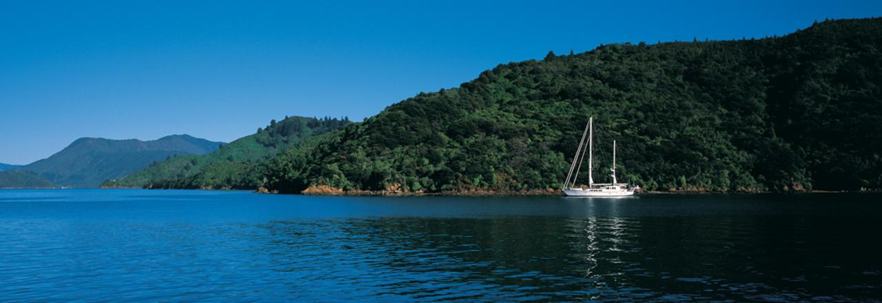 Marlborough is one one the best honeymoon destinations in New Zealand