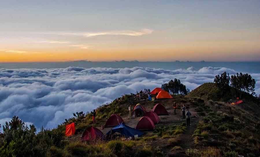 Volcano, Bali, Mount Rinjani, Volcanoes in Bali, Volcano Trekking