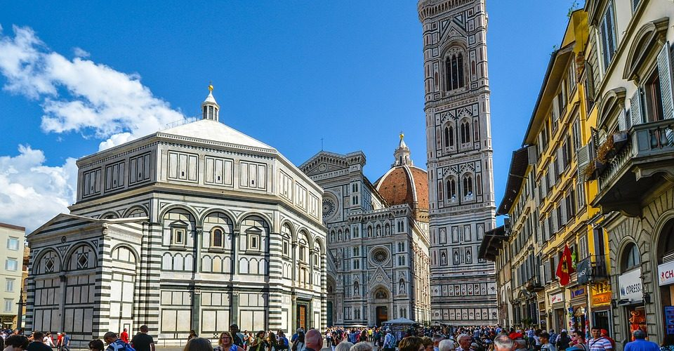 Florence, places to visit in Italy with family