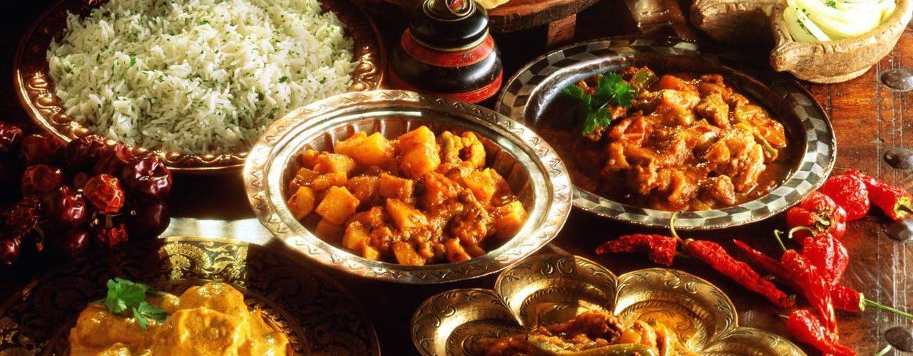 Indian restaurants in Spain