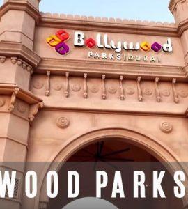 Bollywood Parks In Dubai