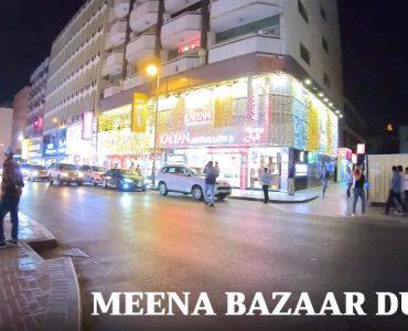 meena bazar in dubai