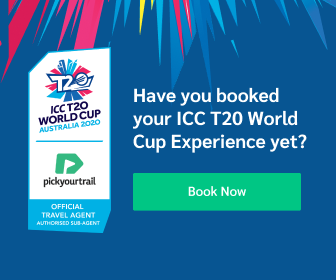 Official ICC T20 World Cup 2020 Tickets Including Australia Packages