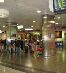 Airport in Australia