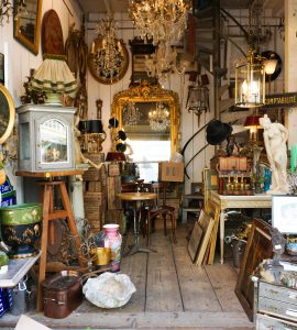Flea Markets of Paris
