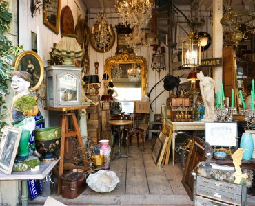 Flea Markets of Paris