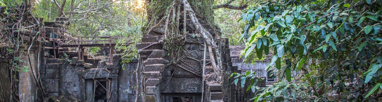 Beng Mealea Cambodia