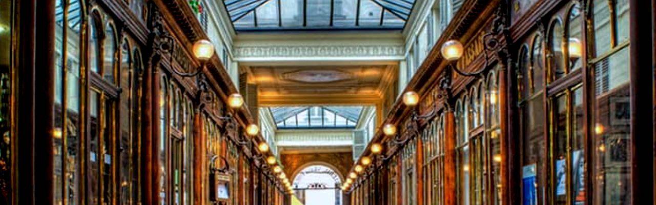 Parisien Covered Passages