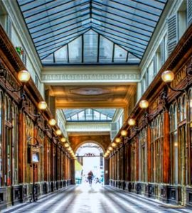 Parisien Covered Passages