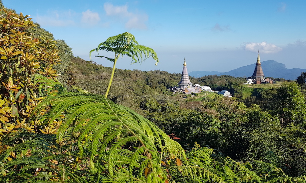 Doi Inathon National Park