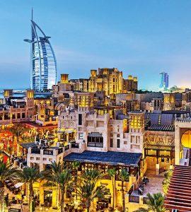 Experience the Arabian Mini-City - Madinat Jumeirah
