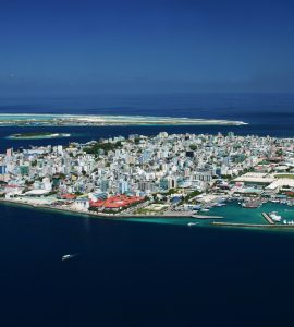 Hulhumale Island View