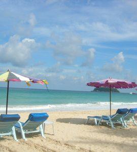 Karon Beach in Thailand