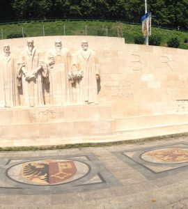 Reformation wall in Geneva
