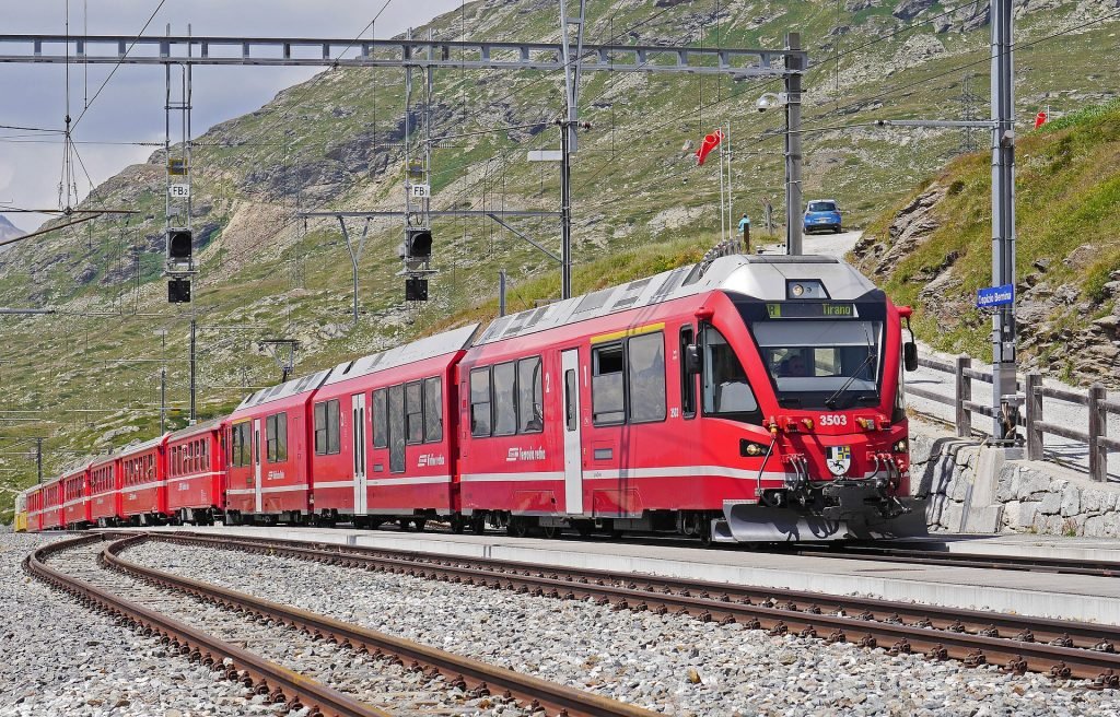 Train in Europe, convenient medium to reach different places within the continent