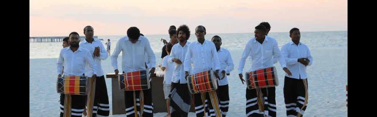 Bodu Beru Show in Maldives