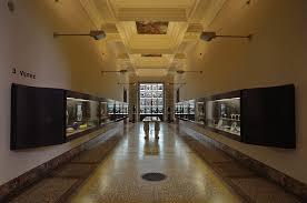 Interior of  Musee Ariana |