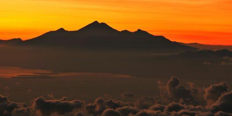 Mount Agung Sunrise