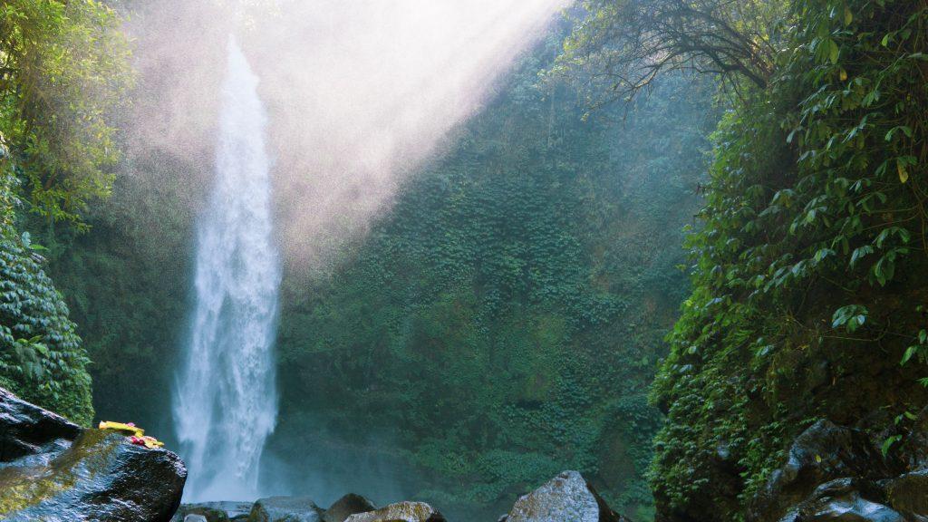Nung Nung Waterfall, Bali | Image Credit - Unsplash.com