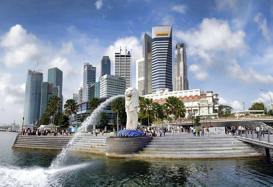 Melion Park in Singapore