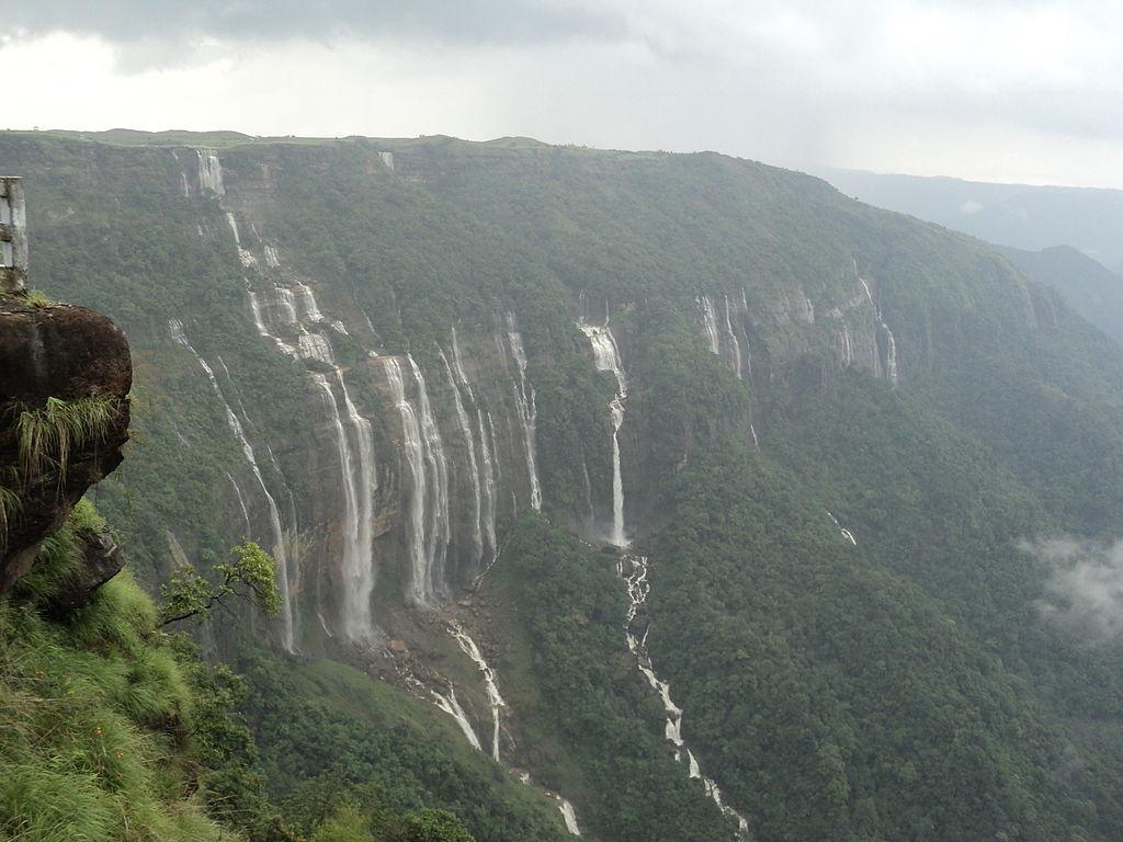Sister Waterfalls