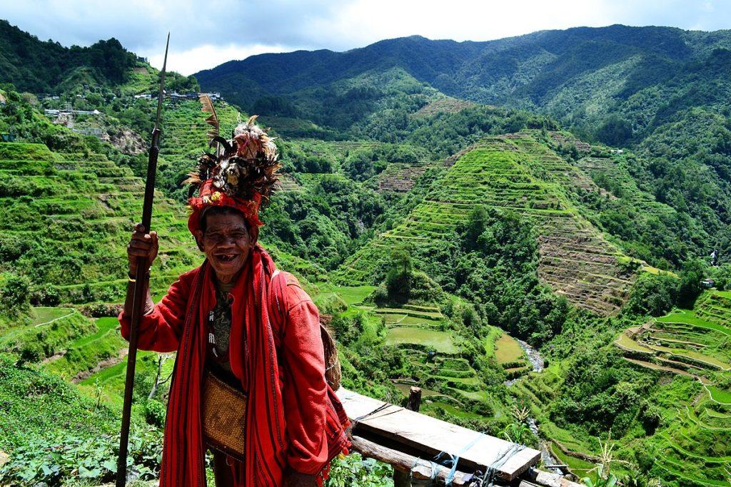Banaue Rice Terrace, Philippines