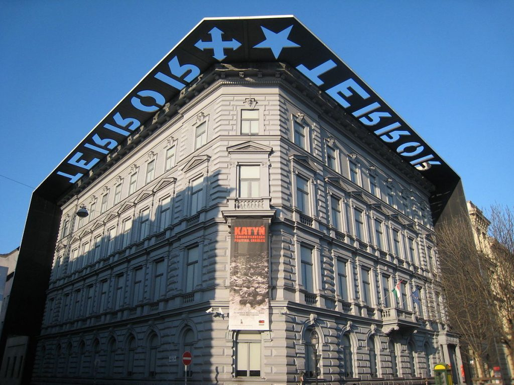 House of Terror (Places to Visit in Budapest)