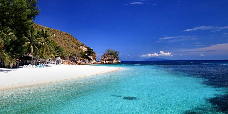 Gaya Island Beach, Kota Kinabalu
