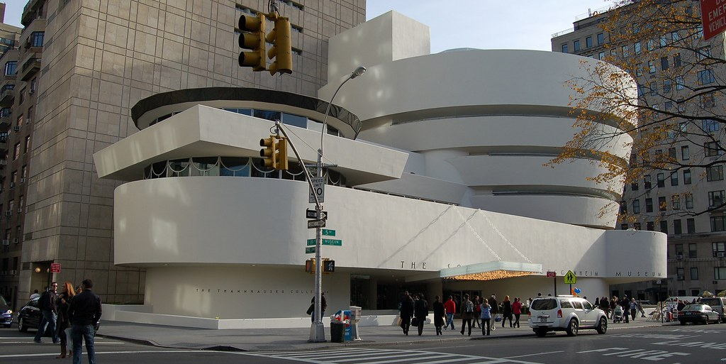 Solomon R. Guggenheim Museum with Virtual tours