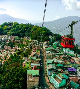 Gangtok - the Hill city