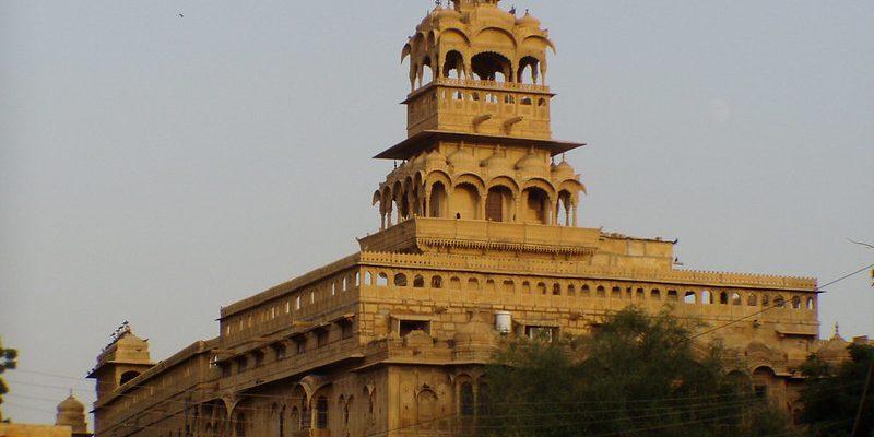 Tazia Tower - Badal Mahal, Jaisalmer
