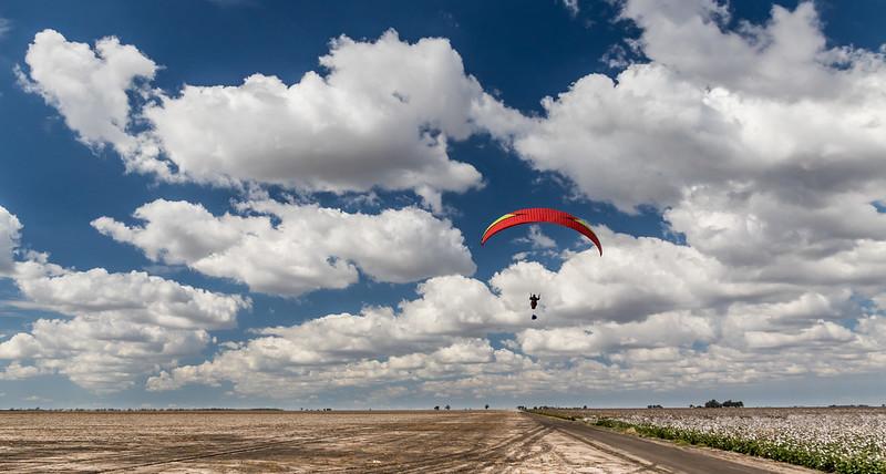 Paragliding In Australia